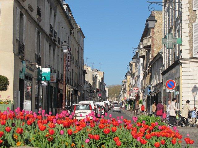 Montreuil em Versalhes