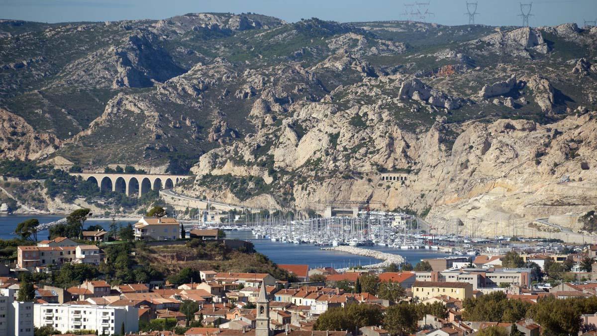 L'Estaque em Marselha