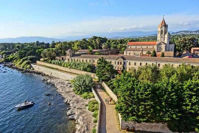 Abbaye de Lérins em Cannes
