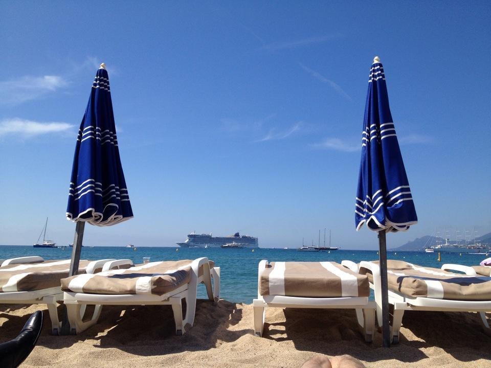 Long Beach em Cannes