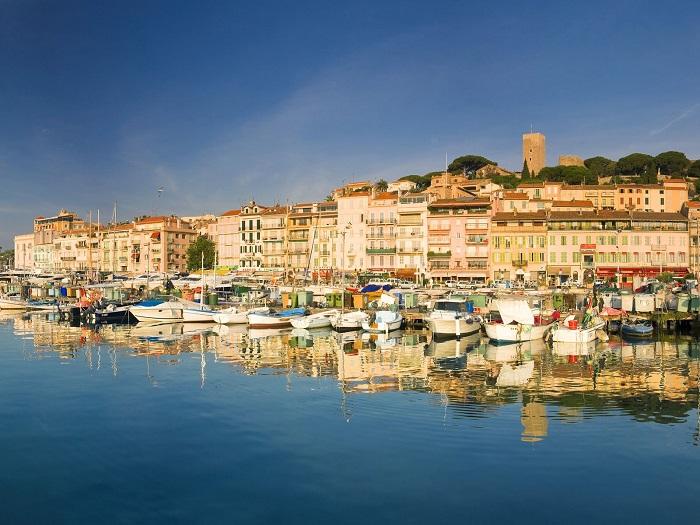 Porto velho em Cannes
