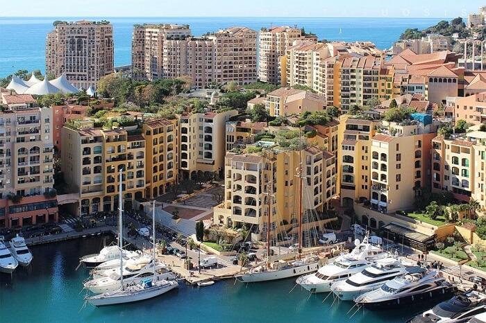 Fontvieille, Monaco