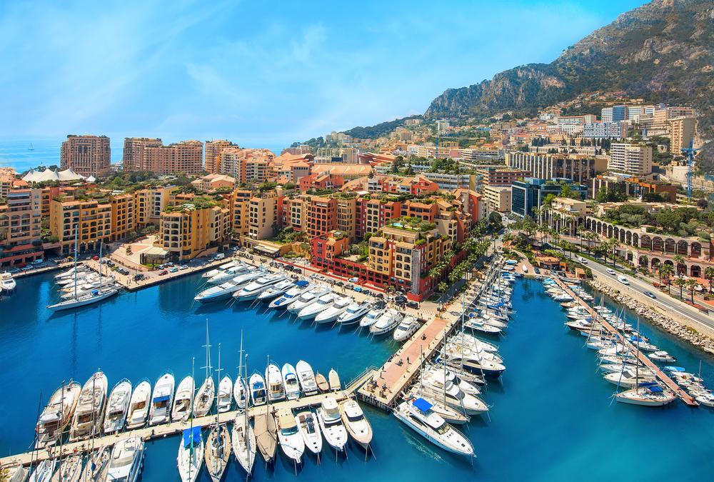 Vista de Monte Carlo