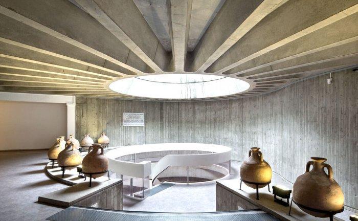 Museu Galo-Romano em Lyon