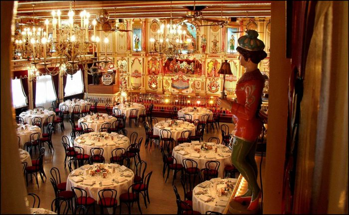 Restaurante Paul Bocuse em Lyon