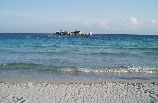 Ilha da Praia de Tamaricciu