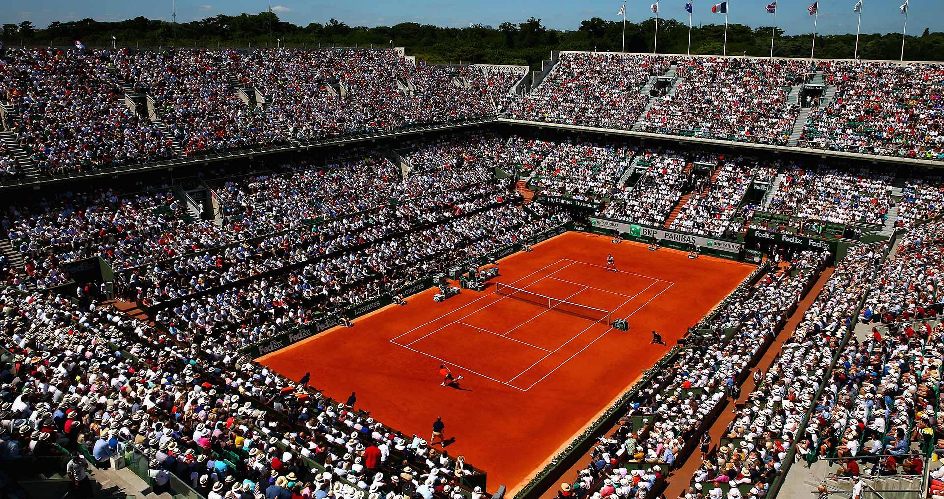 Arena Roland Garros