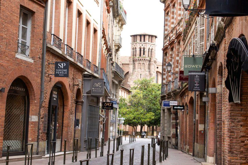 Capitole em Toulouse
