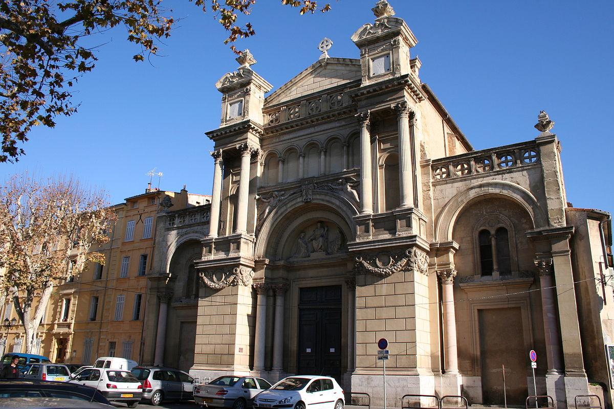 Église de Madeleine em Aix