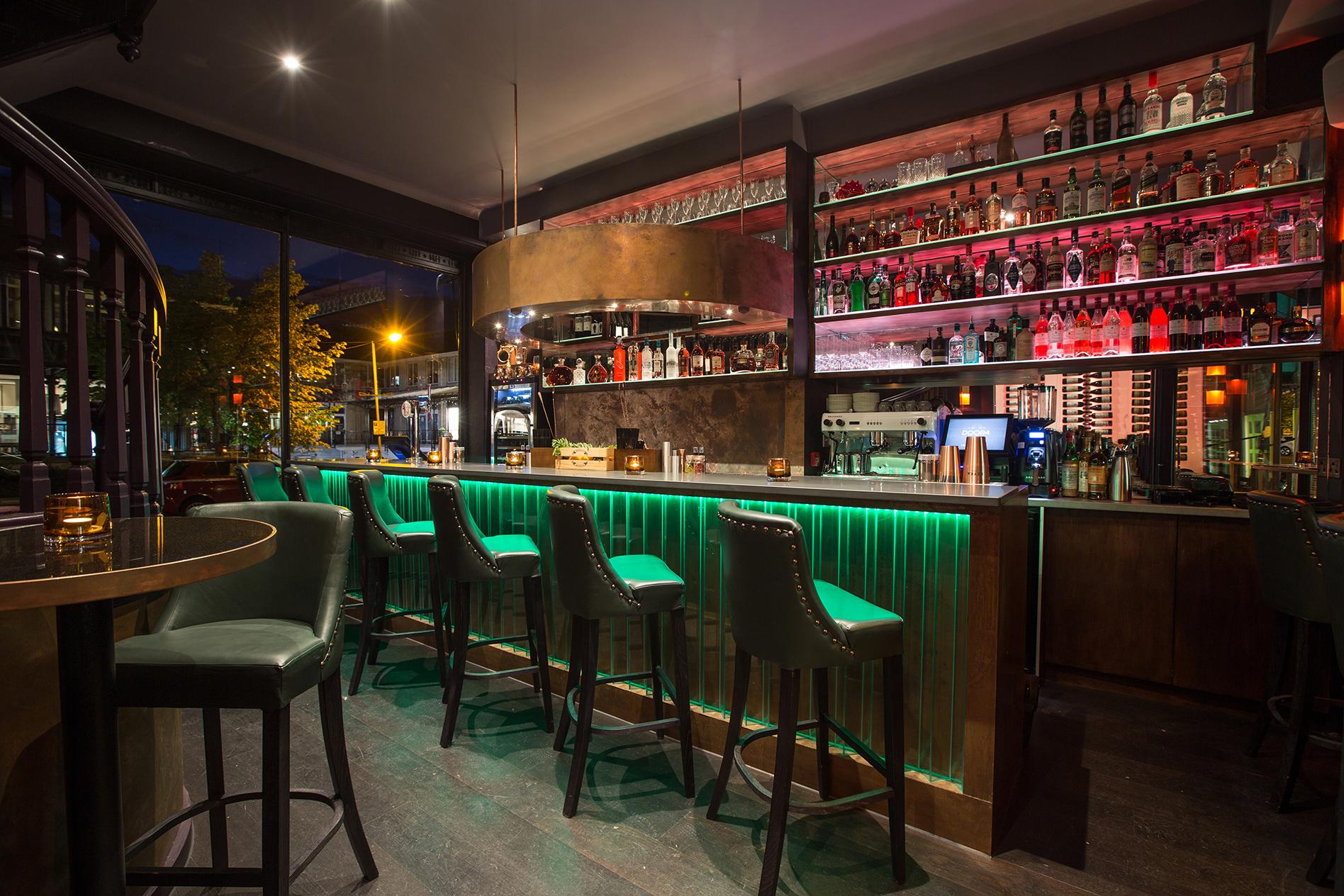 Bar em Montpellier