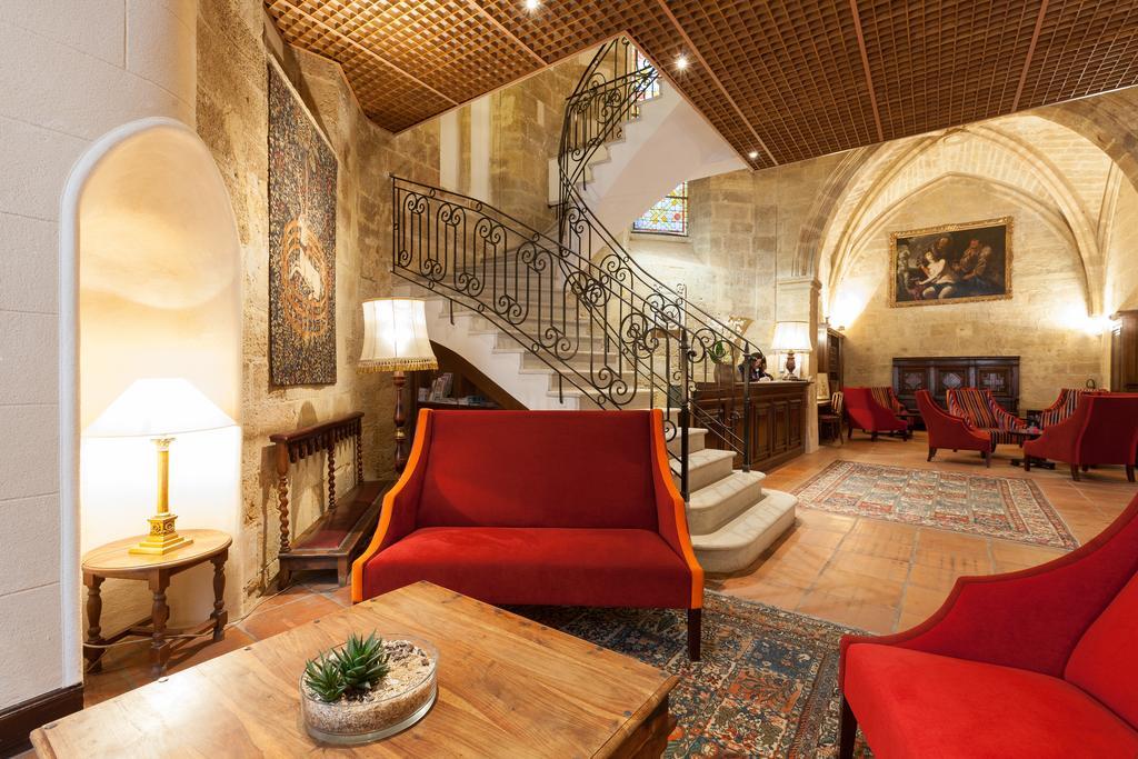 Hotéis no centro turístico de Aix - Interior do Hotel des Augustin