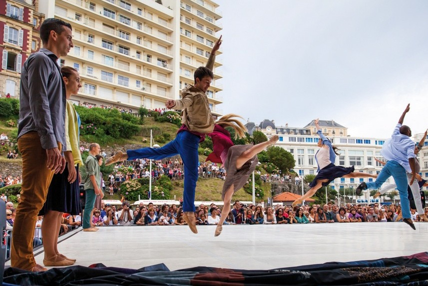 Le Temps d'Aimer em Biarritz