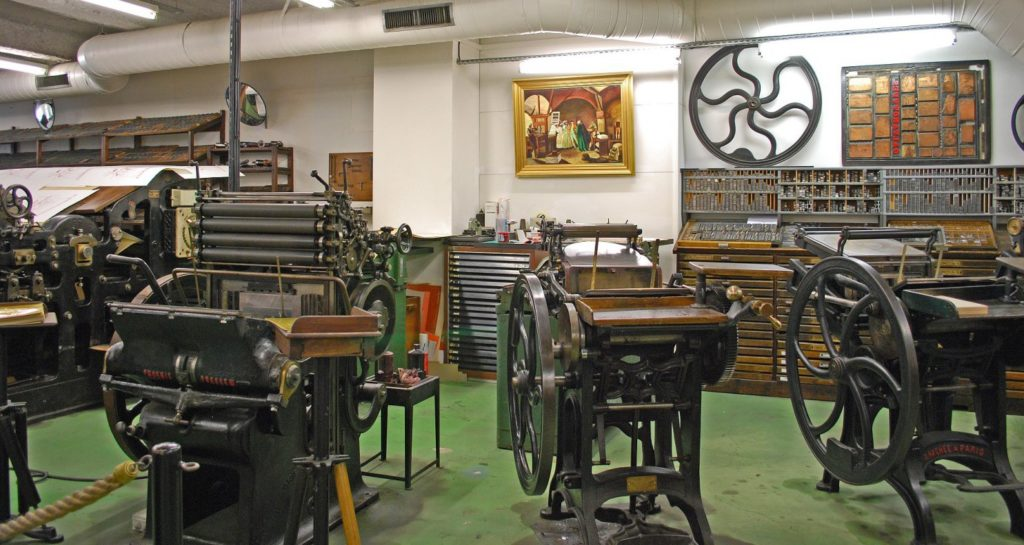 Museu de l'Imprimerie