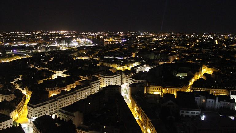 Nantes de noite