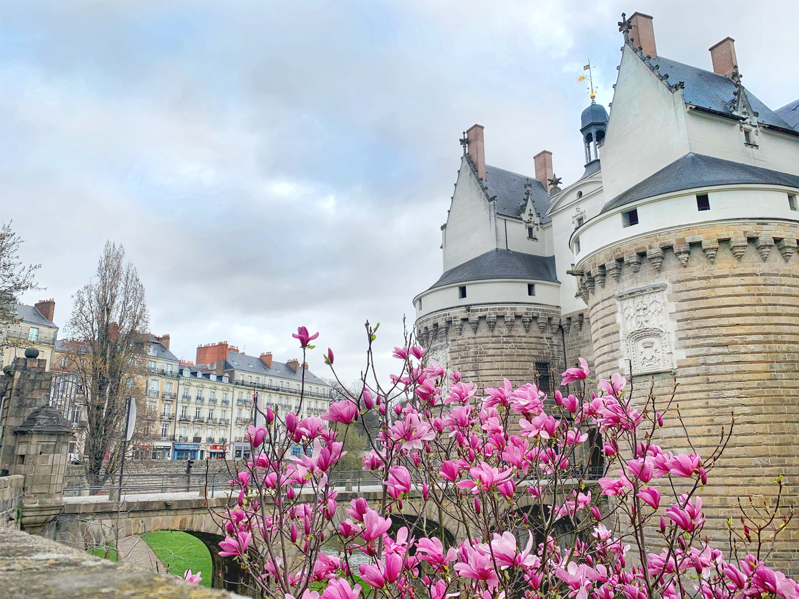 Primavera em Nantes