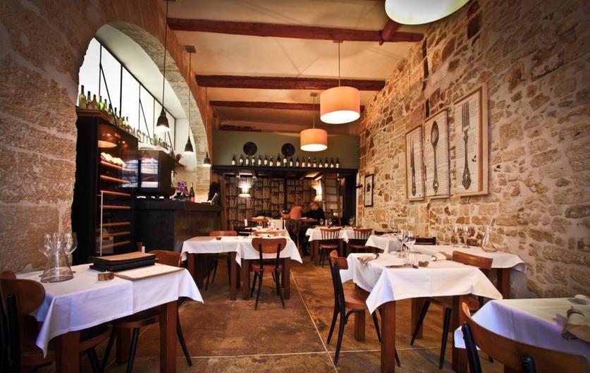 Restaurante em Montpellier