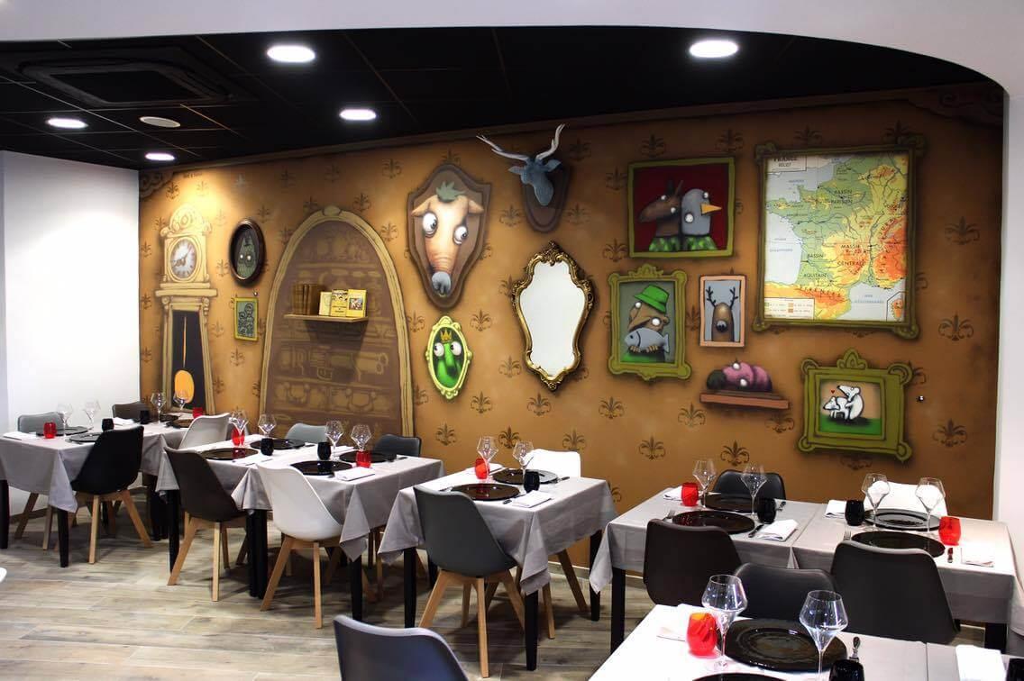 Restaurantes em Nantes