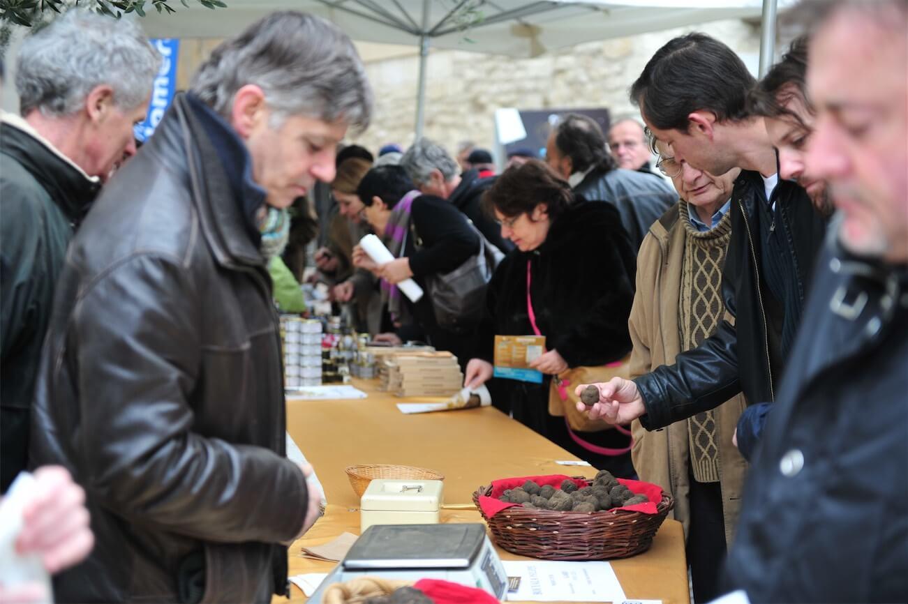 Truffle Festival em Montpellier