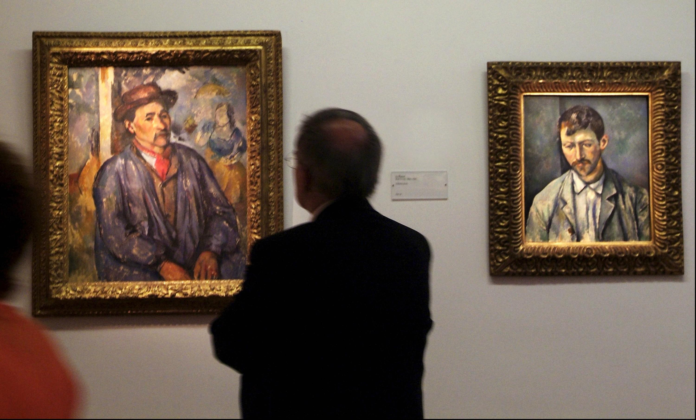 Obras do Museu Granet em Aix