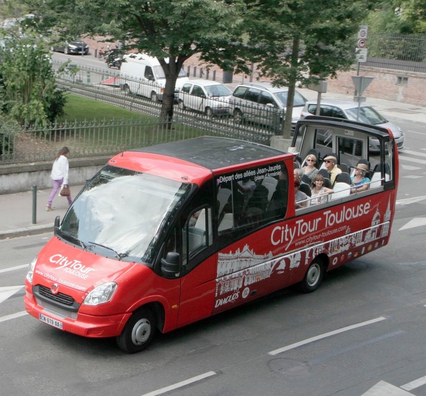 City Tour de Toulouse