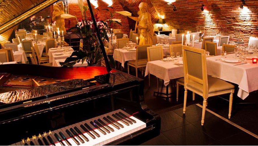 Restaurante em Toulouse