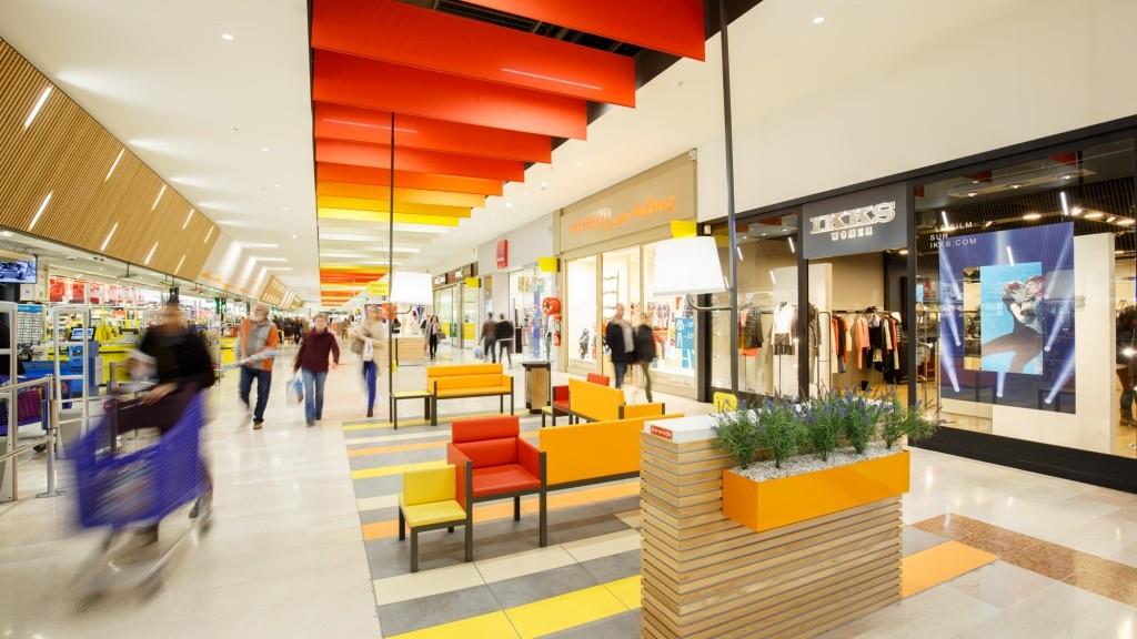 Shopping La Pioline em Aix