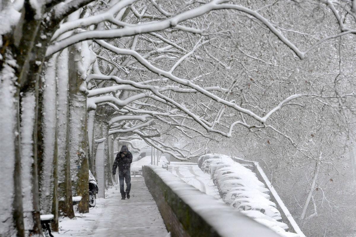 Toulouse no inverno
