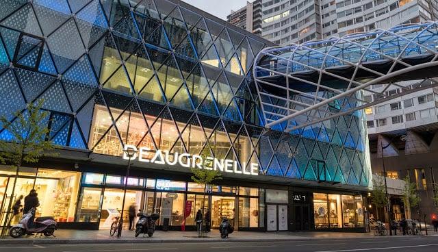 Shopping Beaugrenelle em Paris