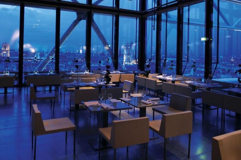 Georges Restaurant em Paris