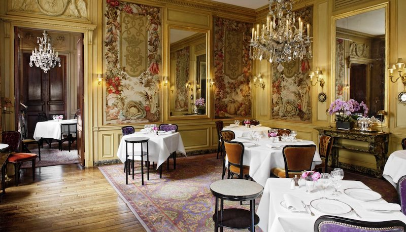 Restaurante L'Ambroisie em Paris