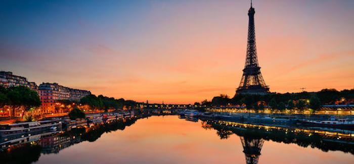 Feriados em Paris - Torre Eiffel