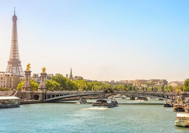 Fuso horário em Paris e a diferença com Brasil