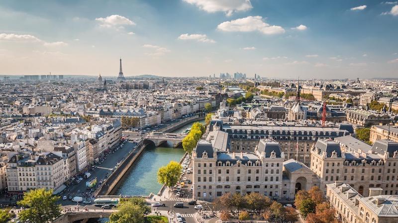 Melhores épocas para viajar a Paris