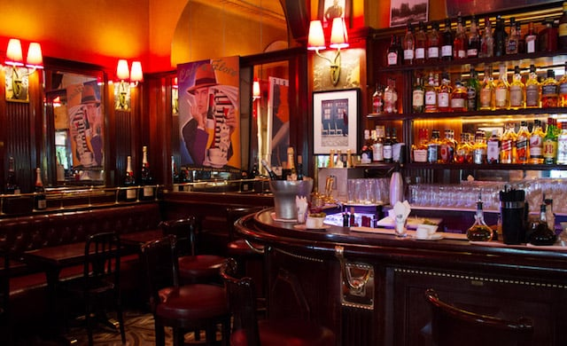 Bar La Closerie des Lilas em Paris