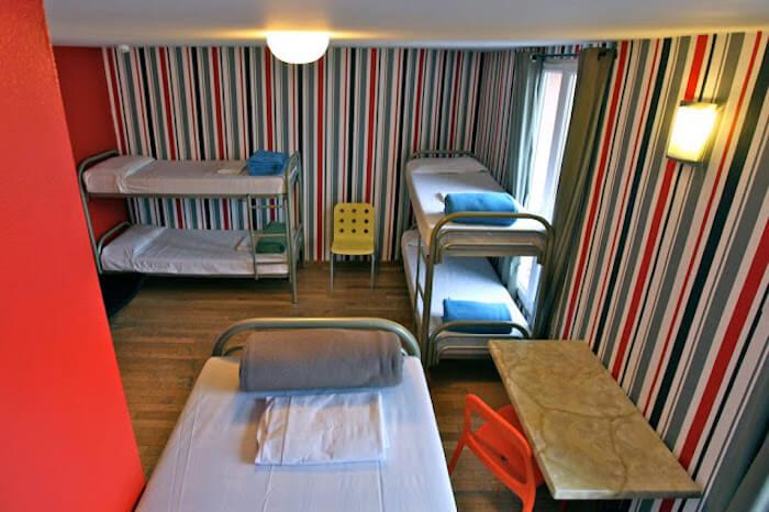 Melhores hostels em Paris