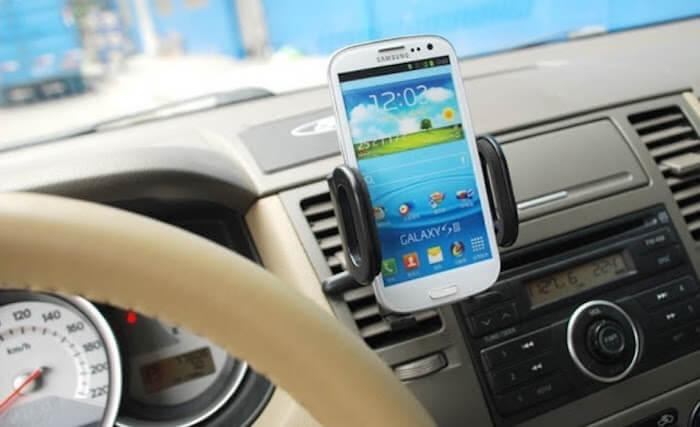 GPS no celular na França