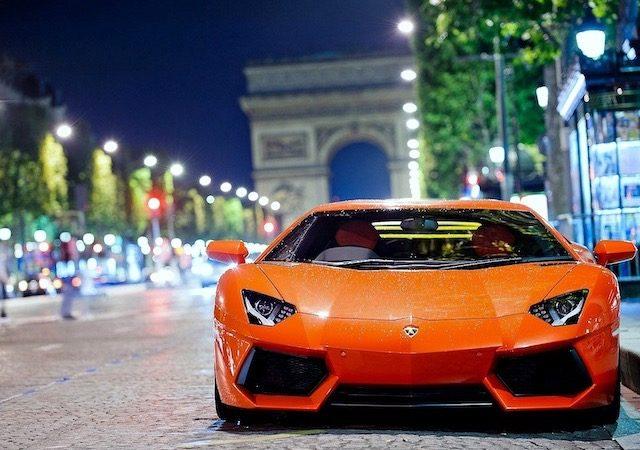 Aluguel de carro em Paris e na França