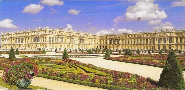 Jardins Palácio de Versalhes