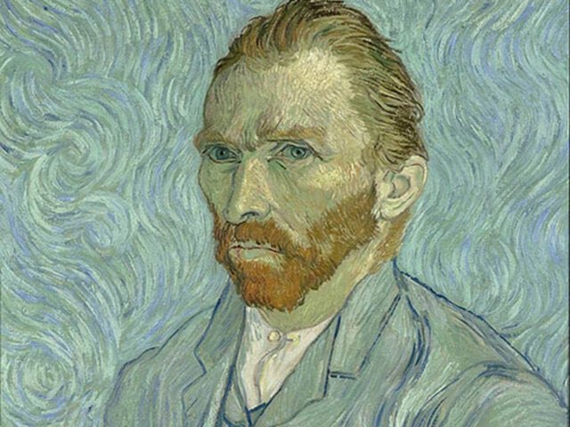 Auto-retrato de Van Gogh no Museu d'Orsay