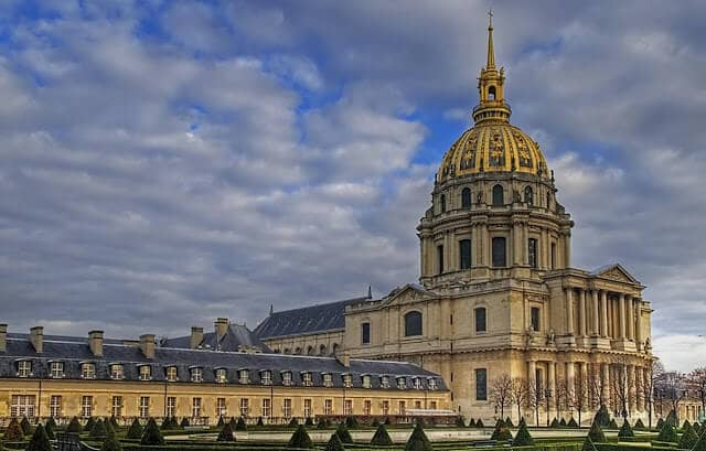 Hôtel des Invalides em Paris