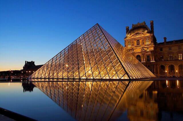 Principais museus em Paris