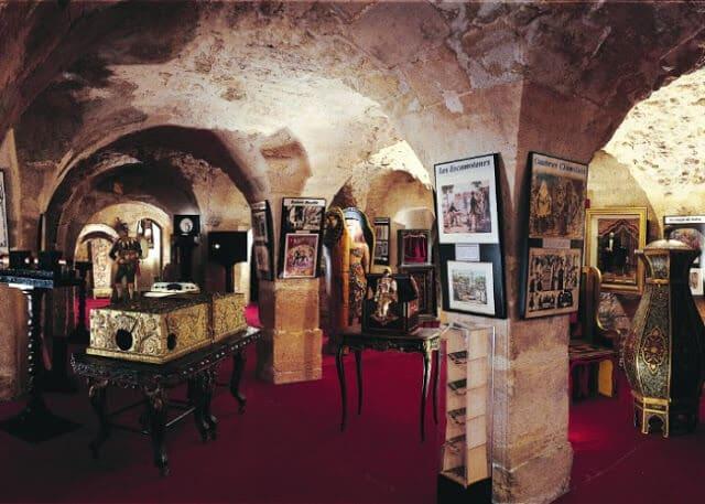 Musée de la Magie em Paris