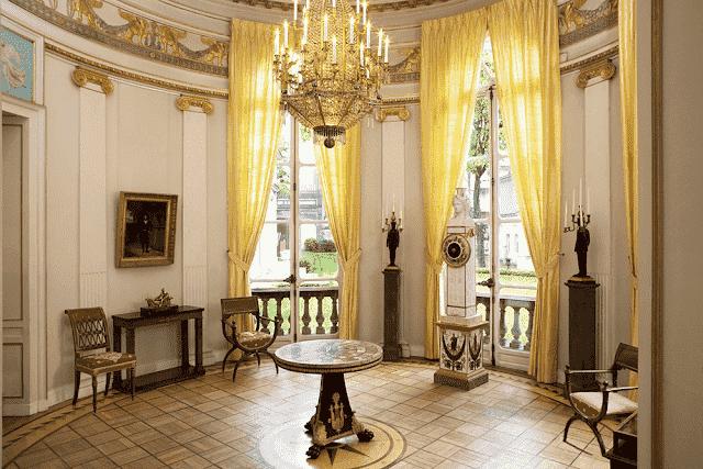 Interior do Museu Marmottan Monet