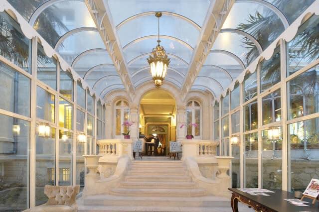 Hotéis de luxo em Bordéus