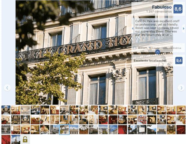 Hotel InterContinental Paris Le Grand em Paris