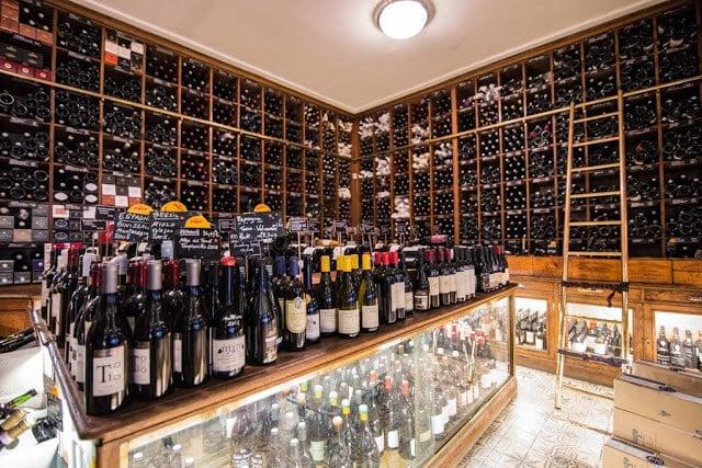 Lojas de bebidas em Paris