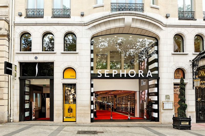Loja Sephora em Paris