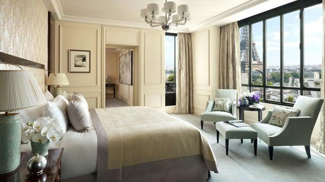 Hotéis na zona turística de Paris