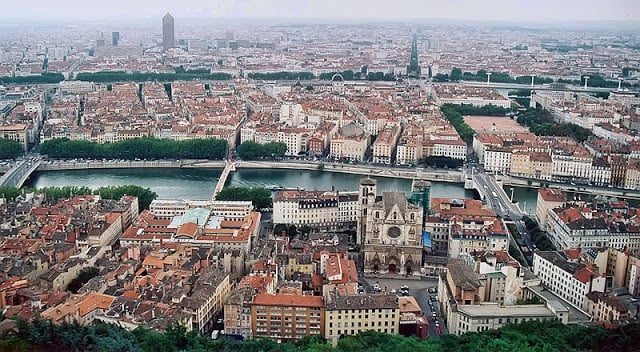 Onde fazer compras em Lyon
