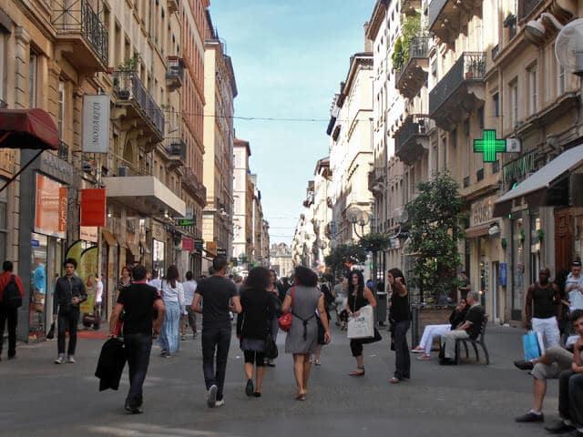 Rua Victor Hugo
